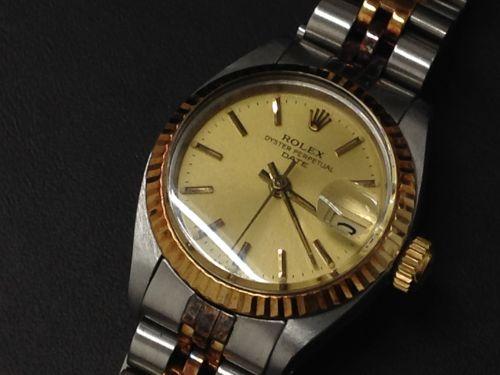 時計買取に強い ロレックス デイトジャスト 69173 買取させていただきました MARUKA心斎橋