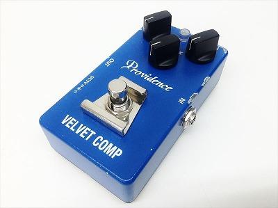 Providence VLC-1 VELVET COMP エフェクター買取 楽器買取 京都 河原町