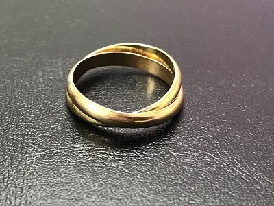 K18 金 指輪買取 地金 高価買取 三宮 北区 西区 須磨区のMARUKA