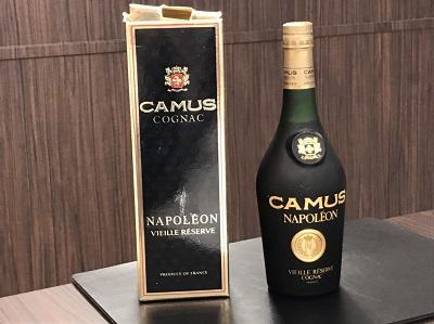 カミュ買取 カミュナポレオン ヴィエイユリザーブ 700ml お酒高く売るなら MARUKA大宮店へ