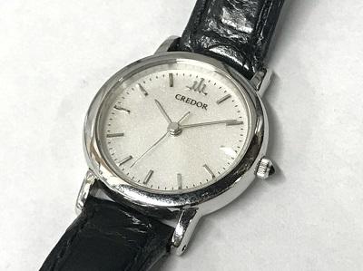 クレドール買取 時計買取 渋谷 4J81-0AD0 高価買取 LINE査定