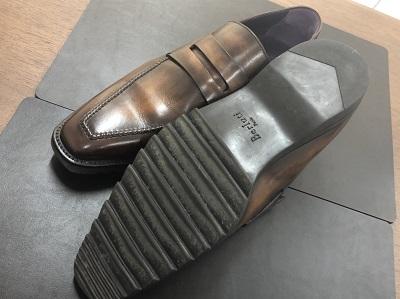 ベルルッティ買取 靴 メンズシューズ アンディスパダ 美品 ブランド買取 京都 四条河原町 京都マルイ店