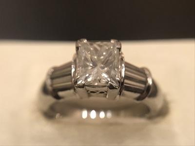 プラチナ ダイヤ 指輪買取 宝石 ジュエリー買取なら神戸 元町 三宮のMARUKA