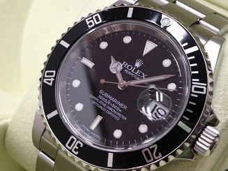 ロレックス サブマリーナ(1世代前)16610買取 この超高額買取価格 時計買取MARUKA