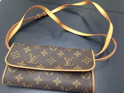 Louis Vuitton買取 ポシェットツイン モノグラム M51854 ブランドバッグ買取MARUKA心斎橋店