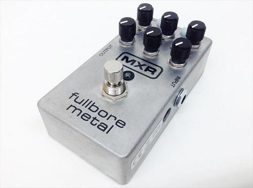 MXR M116 Fullbore Metal エフェクター買取 楽器買取 京都 四条烏丸 河原町