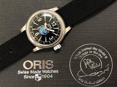 オリス買取 時計 ビッグクラウンリミテッドエディション ブランド買取 京都 四条 河原町 マルイ店