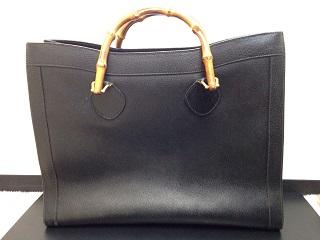 グッチ買取 バンブートートバッグ 今この古いバッグも大人気 ブランドバッグ買取MARUKA心斎橋店
