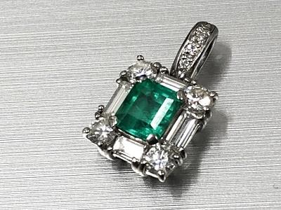 出張 買取 渋谷 宮益坂 宝石 エメラルド 整理品 ダイヤモンド