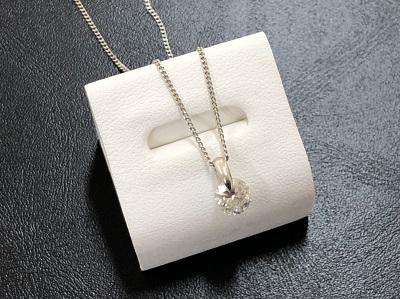 宝石買取 ダイヤモンドネックレス 買取 なら京都 下京区 四条河原町 マルカマルイ店
