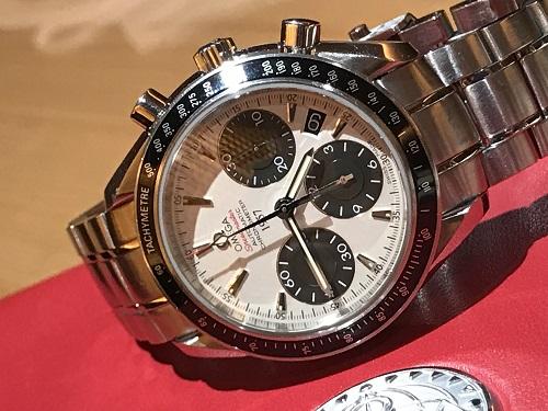 オメガ スピードマスター 腕時計 買取 京都 四条 烏丸 2009本限定