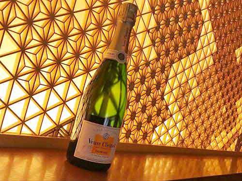 ヴーヴクリコ Veuve Clicquot  シャンパン お酒  京都 四条 烏丸 買取