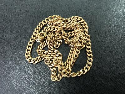 金 K18 750買取 ゴールド ネックレス買取なら三木市 三田市 加東市のMARUKA