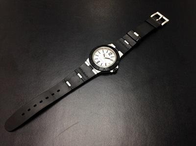 時計 ブルガリ アルミニウム AL38TA 高価買取 京都市 下京区 祇園 河原町 マルカ 京都マルイ
