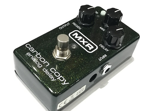 MXR M-169 Carbon Copy Analog Delay エフェクター買取 楽器買取 京都 四条烏丸 河原町