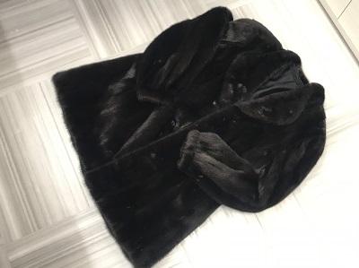 毛皮買取 ミンク ショートコート 毛皮高く売るなら MARUKA大宮店へ