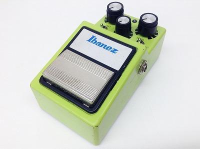 Ibanez SD9M Sonic Distortion Mod. エフェクター買取 楽器買取 京都 四条烏丸 河原町