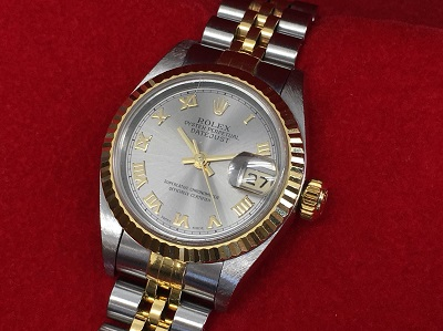 ロレックス デイトジャスト買取 79173 時計 買取なら 岡本 御影 芦屋川のMARUKA
