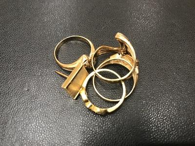 K18 750 金買取 指輪 アクセサリー買取なら JR元町 阪神元町 三ノ宮のMARUKA