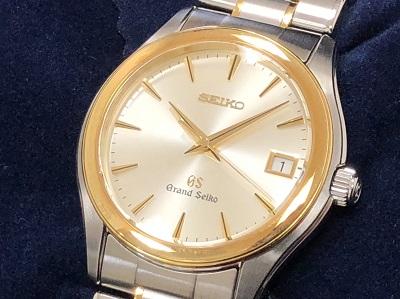 セイコー買取 グランドセイコー 腕時計 9F620A20 ブランド買取 京都 四条 河原町 下京区 京都マルイ店