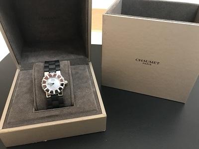 ショーメ クラスワン買取 ダイヤ レディース 時計買取なら兵庫県 西宮市 尼崎市のMARUKA