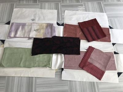 着物買取 紋付 訪問着 羽織り ショール 7点 おまとめ 着物買取もMARUKA大宮店へ