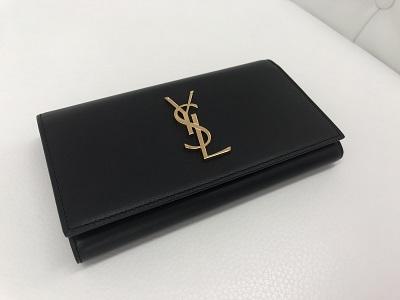 サンローラン 長財布買取 YSL ブランド品買取なら 神戸 三宮 兵庫 MARUKA
