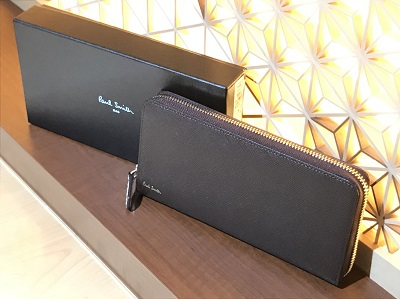 ポールスミス買取 財布買取 ブランド品高く売るならMARUKA渋谷店