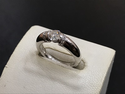 Pt900 ダイヤモンド 指輪買取 ジュエリー 宝石買取 芦屋市 西宮市 宝塚市 のMARUKA