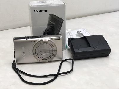 カメラ買取 キャノン デジタルカメラ IXY650 箱 バッテリー 充電器付 カメラ買取もMARUKA七条店へ