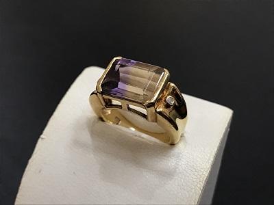 K18 指輪 宝石買取 ジュエリー アクセサリー買取 神戸市 三宮 元町MARUKA