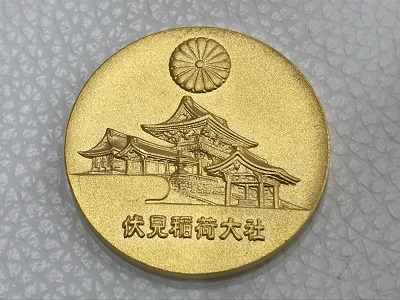 純金 メダル K24 買取 MARUKA 神戸 三宮 元町 買取