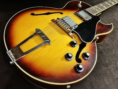 Gibson ES-175D ヴィンテージギター 買取 京都 楽器 ギター 買取 中古 四条 河原町