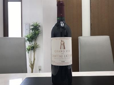 シャトーラトゥール高価買取 ワイン買取 京都 下京区 西大路七条 マルカ