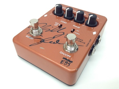 EBS Billy Sheehan Signature Drive DELUXE エフェクター買取 楽器買取 京都 四条烏丸 河原町