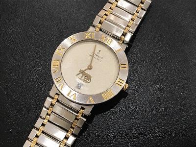 コルム ロムルス 時計買取 メンズ クォーツ 買取 垂水区 須磨区 西区 MARUKA