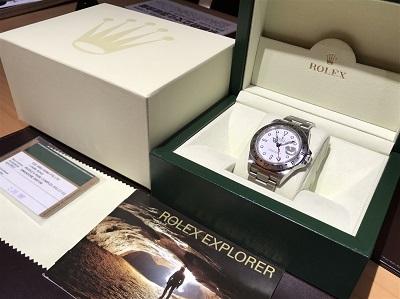 ロレックス 買取 時計 16570 京都 四条 烏丸