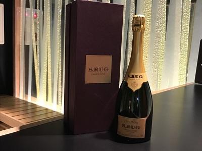 クリュッグ買取 クリュッグ グランドキュヴェ 750ml シャンパン お酒 高価買取 渋谷 MARUKA