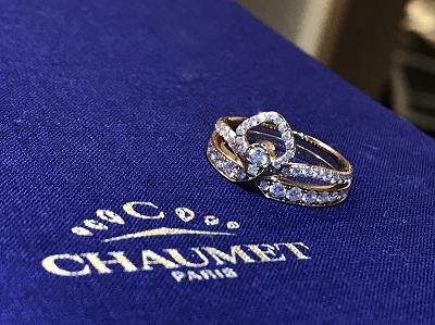 ショーメ 買取 マルカ 銀座 ジョゼフィーヌ コレクション 高価買取 750 世界的 ハイジュエラー