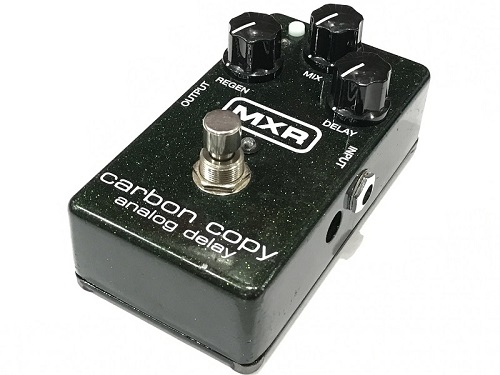 MXR M169 Carbon Copy Analog Delay 楽器買取 エフェクター買取 京都 四条烏丸 河原町