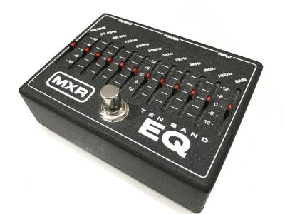 MXR M108 10 Band Graphic EQ エフェクター買取 楽器買取 京都 四条烏丸 河原町