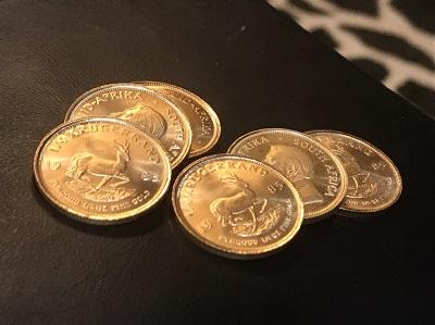 金貨買取 クルーガーランド金貨 50.4g MARUKA銀座本店 貴金属 ゴールド 高価買取 22金 18金