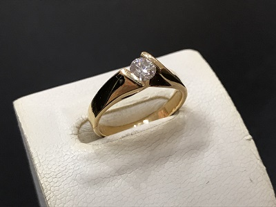 K18 ダイヤモンド 指輪買取 アクセサリー ジュエリー買取なら芦屋市 西宮市 宝塚市 MARUKA