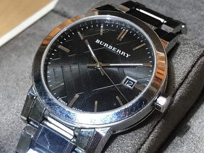 バーバリー買取 時計買取 横浜 元町 みなとみらい MEGAドンキ 高価買取