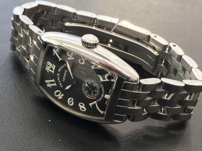 フランクミュラー買取 カサブランカ手巻き 1750S6 レディース 時計買取はなんでもMARUKA心斎橋店