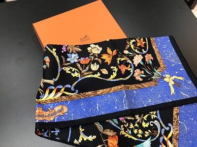 エルメス買取 カレ90 スカーフ ブランド小物の高価買取もMARUKA玉川髙島屋S・C店へ