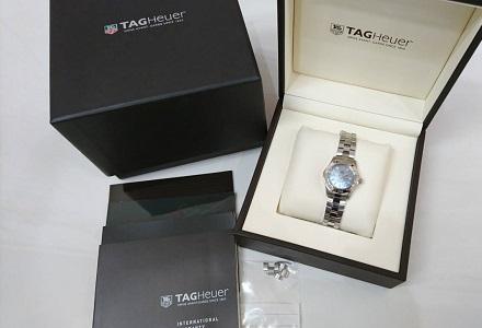 タグホイヤー アクアレーサー買取 レディース 腕時計買取 西宮市 芦屋市 宝塚市 MARUKA