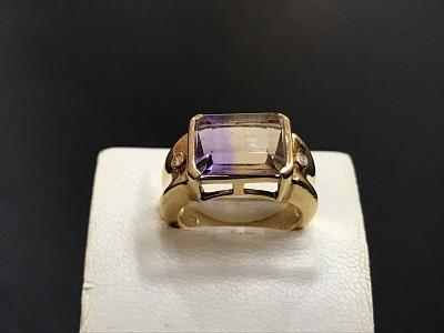 K18 宝石 指輪買取 ゴールド ジュエリー買取 西宮市 芦屋市 宝塚市 MARUKA