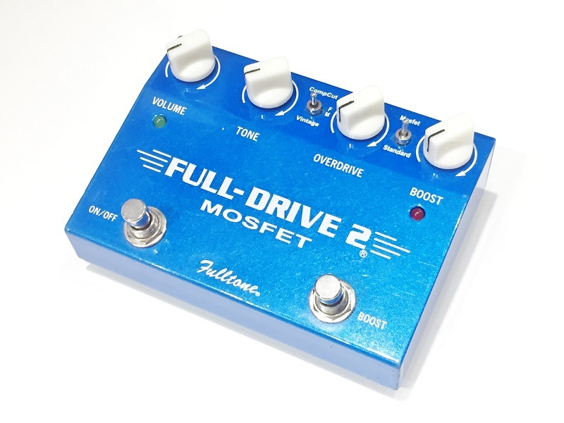 Fulltone FULL-DRIVE 2 MOSFET エフェクター 買取 楽器 買取 京都 四条