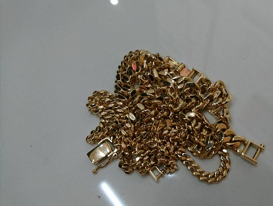 K18 750 喜平買取 金 ゴールド買取 大石 新在家 石屋川 MARUKA